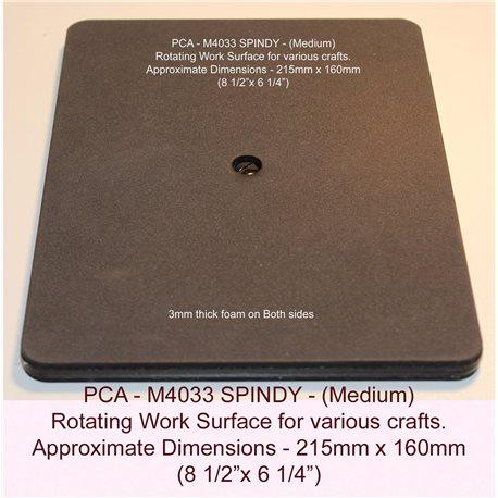 ParchCraft Australia spindy tapis rotatif medium