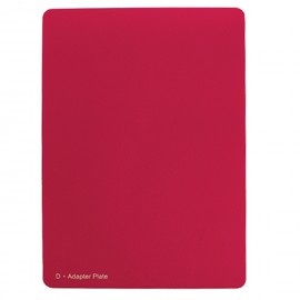 Plaque de coupe rose Spellbinders pour Grand Calibur 20x30