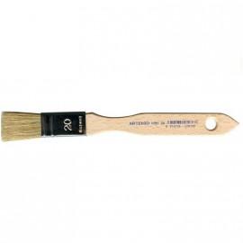 Pinceau brosse pour vernis ou à colle 10mm