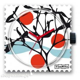 Montre Stamps cadran de montre best sapporo