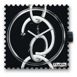 Montre Stamps cadran de montre mademoiselle