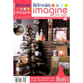 Magazine Artemio Imagine n°29 oct nov déc 2014