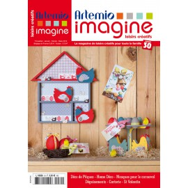 Magazine Artemio Imagine n°30 janv fév mars 2015