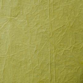 Papier fantaisie cristal vert anis
