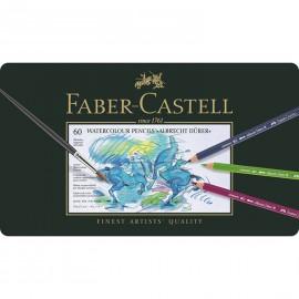 Boite de 60 crayons Faber Castell aquarellables