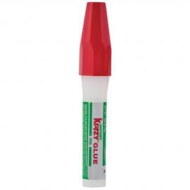 Stylo de colle universelle instant Krazy Glue 3g