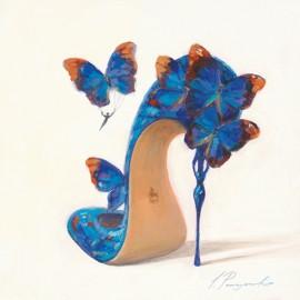 Carte postale Inna Panasenko sketche of love I