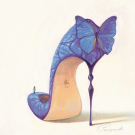 Carte postale Inna Panasenko sketche of love VIII