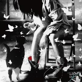 Carte postale Nathalie Mulero-Fougeras combien de lunes