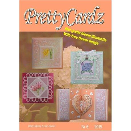 Pretty Cardz Gerti Hofman Lian Qualm modèles parchemin 2015 n06