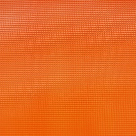 Papier vinyl hype orange