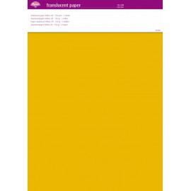 Pergamano papier parchemin translucent jaune 63007