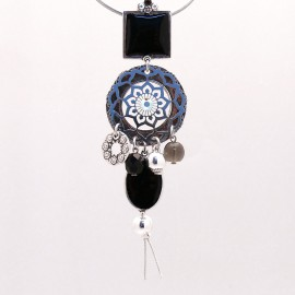 boucle-d-oreilles-fantaisie-clips-noir-bijou-createur-statu-quo-ref-01812