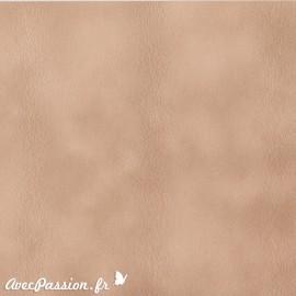 Papier simili cuir pelle ecologiga pony beige