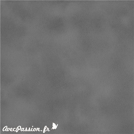 Papier simili cuir pelle ecologiga pony gris taupe