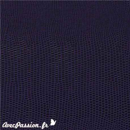 papier-skivertex-cuir-lezard-violet-papier-cartonnage-meuble-carton