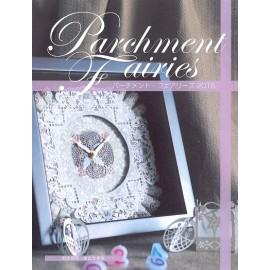 Livre Pergamano Parchment Fairies 2015