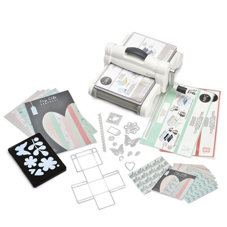 Machine BigShot de Sizzix découpe embosse version 2016