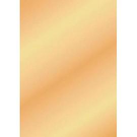 Pergamano paquet papier parchemin orange dégradé 61578 5 feuilles // Ce produit n'est plus fabriqué