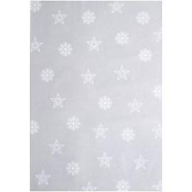 Pergamano papier parchemin étoiles et cristaux 61745