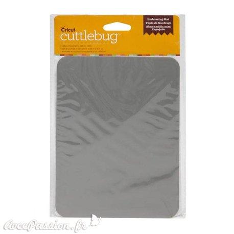 Tapis silicone Cricut Cuttlebug pour Cricut pour pochoirs métalliques