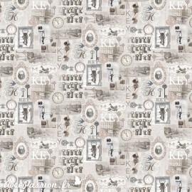 Papier italien motifs clés
