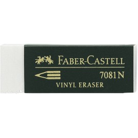 Gomme plastique synthétique Faber Castell