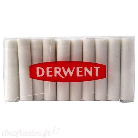 Gomme électrique de précision recharges Derwent