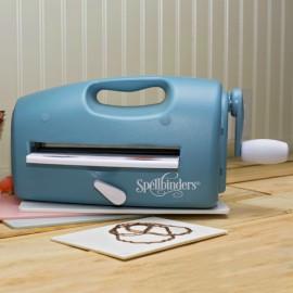 Spellbinders Grand Calibur machine découpe et gaufrage papier scrapbooking