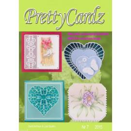 Pretty Cardz Gerti Hofman Lian Qualm modèles parchemin 2015 n07