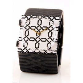 Montre Stamps bracelet de montre lattice