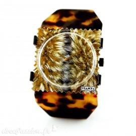 Montre Stamps bracelet de montre y-tortuga
