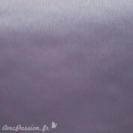 Papier simili cuir toilé métallique lilas 70x106cm