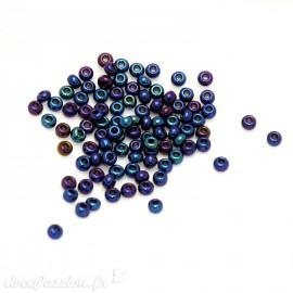 perle de rocaille en tube 10g