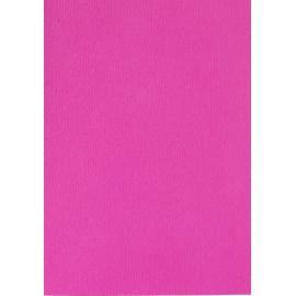 Papier pour carte et faire part rose fuschia x6 200g