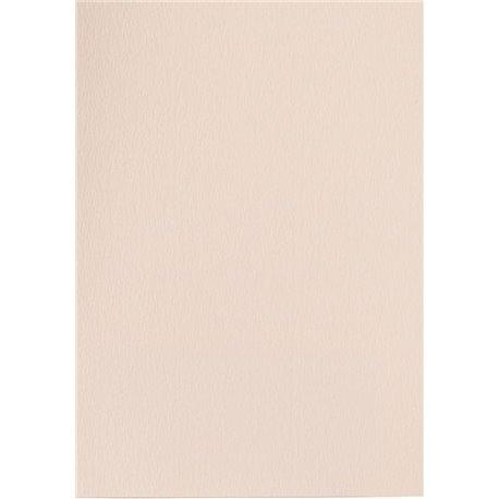 Papier pour carte et faire part saumon clair x6 200g