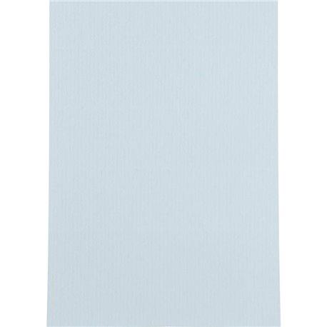 Papier pour carte et faire part bleu très clair x6 200g