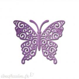 Dies découpe gaufrage papillon Spellbinders