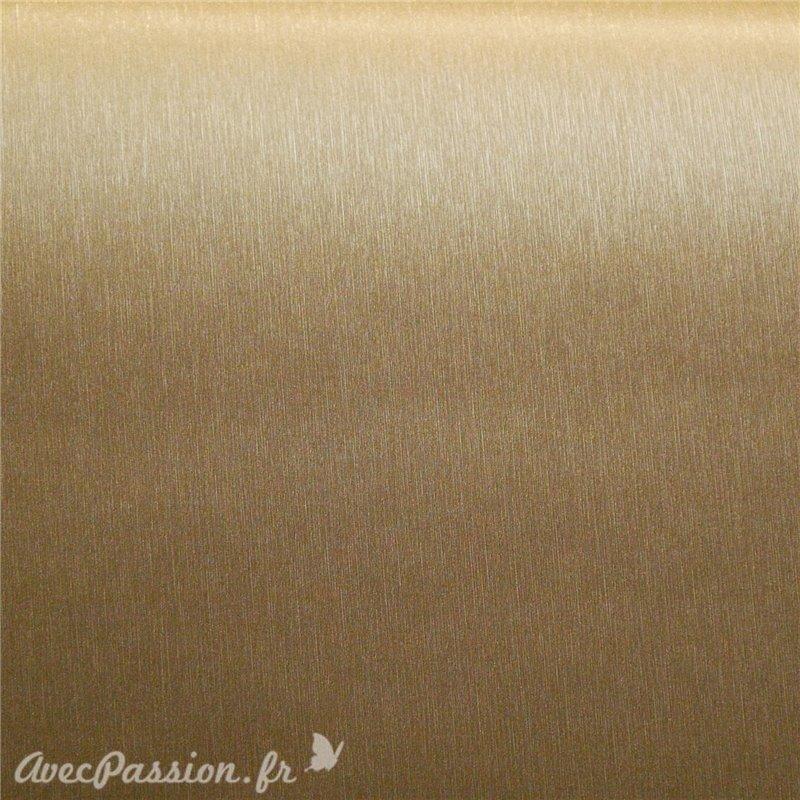 cartonnage papier simili cuir toil m tallique dor. Black Bedroom Furniture Sets. Home Design Ideas