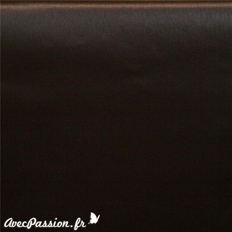 cartonnage papier simili cuir toil m tallique marron. Black Bedroom Furniture Sets. Home Design Ideas