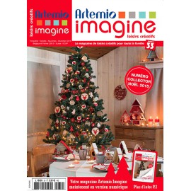 Magazine Artemio Imagine n°33 oct nov déc 2015
