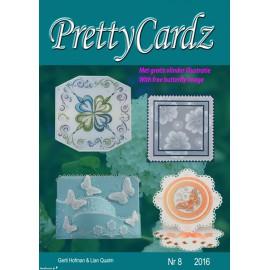Pretty Cardz Gerti Hofman Lian Qualm modèles parchemin 2016 n08
