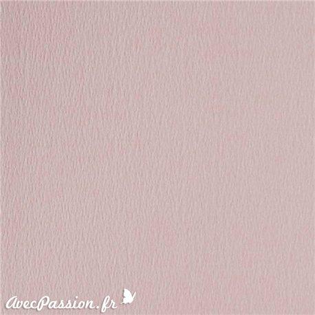 Papier pour carte et faire part rose bruyère x6 200g
