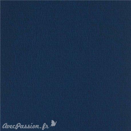 Papier pour carte et faire part bleu nuit x6 200g
