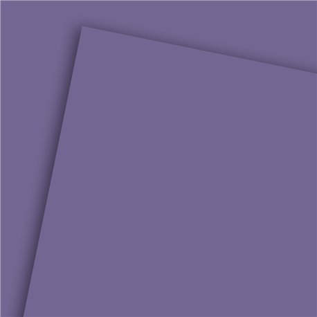 Papier uni violet