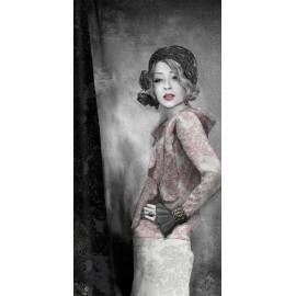 Carte d'art Valie Le Boeuf Penelope
