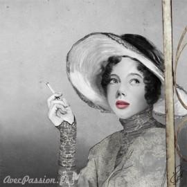 Carte postale Valie Le Boeuf Mathilde