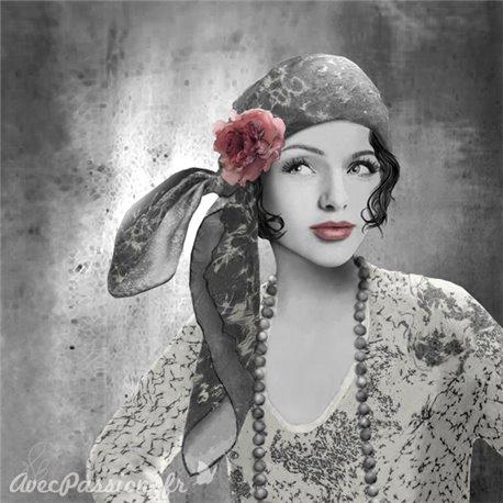 Carte postale Valie Le Boeuf Lauren
