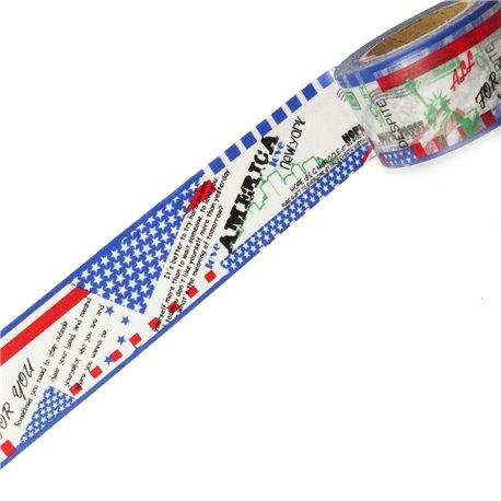 Masking tape new york ruban papier adhésif washi