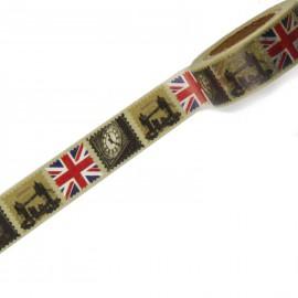 Masking tape londres ruban papier adhésif washi